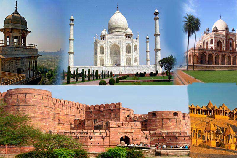 Golden Triangle Tour With Shimla 7N/8D