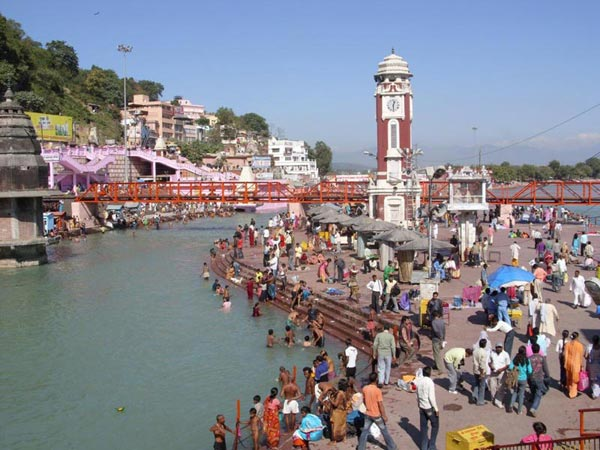 Golden Triangle Tour With Haridwar & Rishikesh 6N/7D