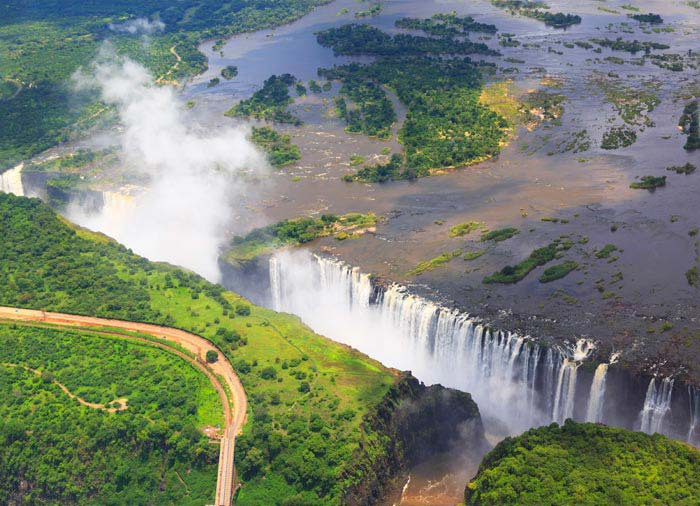 South Africa Kenya Victoria Falls 12N/13D Package