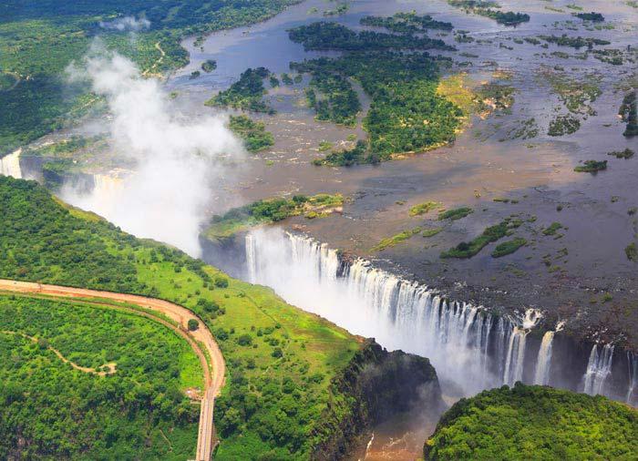 South Africa Kenya Victoria Falls 12N/13D Package