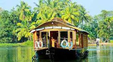 Kerala At A Glance 4N/5D Tour
