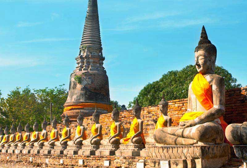 Thai Jewels Tour 5N/6D