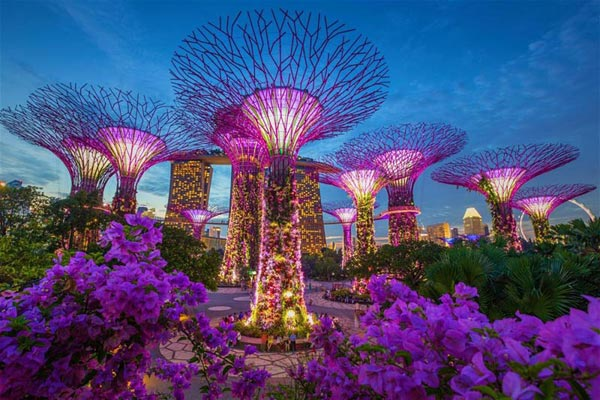 Singapore with Malaysia Tour 6N/7D