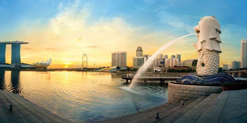 Singapore , Thailand With Malaysia 9N/10D Tour
