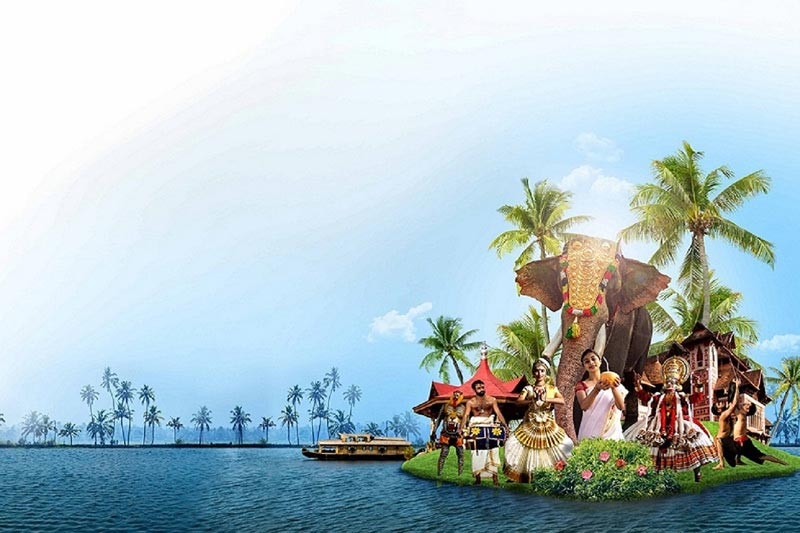 Kerala Package 4Days/3 - Nights