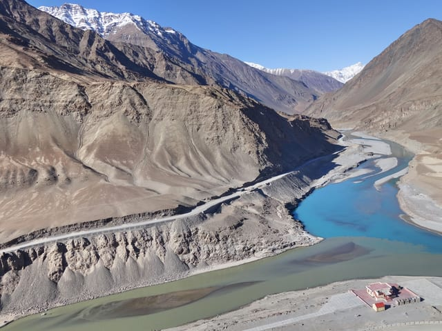 8 Days Leh Ladakh via Gargil Group Flight Tour