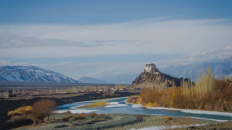 Leh Ladakh via kargil With Flight Group Tour Packages