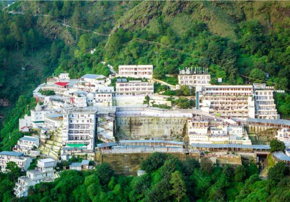 Kashmir- Vaishnodevi- Amritsar 12 Days