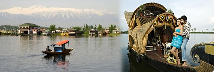 Honeymoon Special- ''India'S Paradise Kashmir''