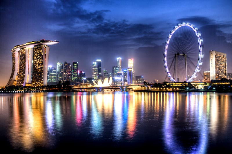 Singapore - Malaysia - Thailand Tour