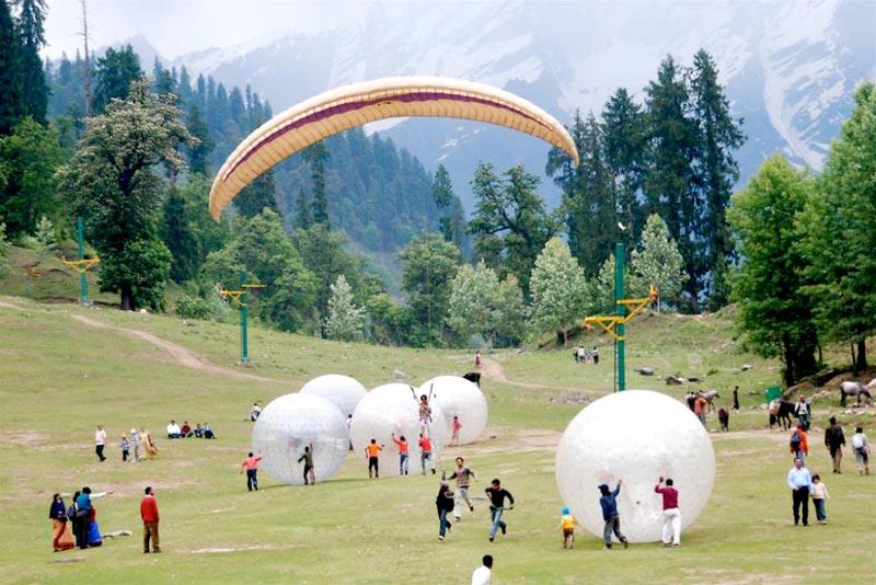 Shimla - Kulu - Manali Tour 11N/12D