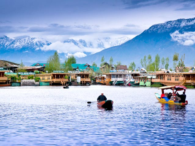 India's Paradise Kashmir Tour