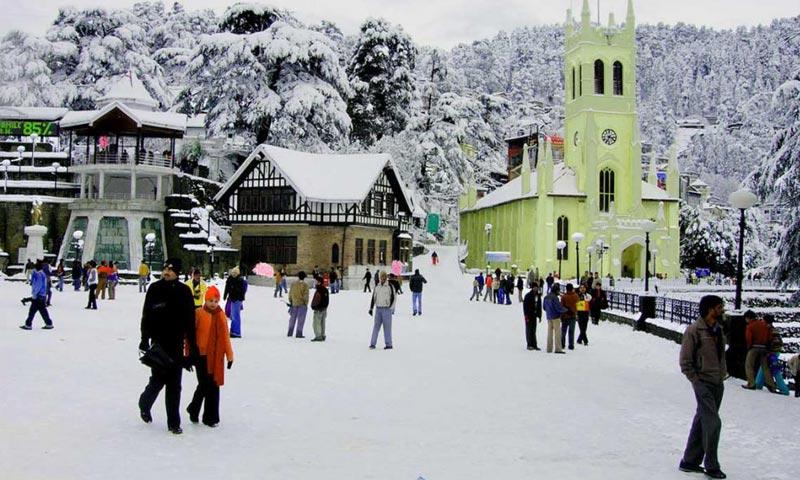 Shimla Packages