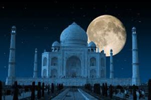 2 Days Taj Mahal Fullmoon Viewing Tour Packages