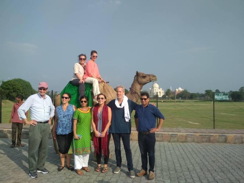 Trips to Taj Mahal By Private Car Tour