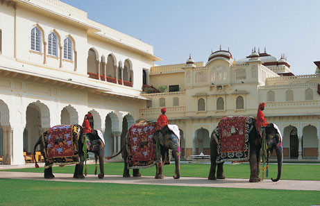Royal India Tour