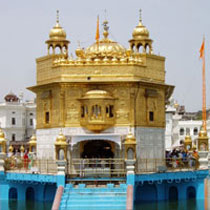 Amritsar - Dera Baba Nanak - Qadian - Kala Naur Tour