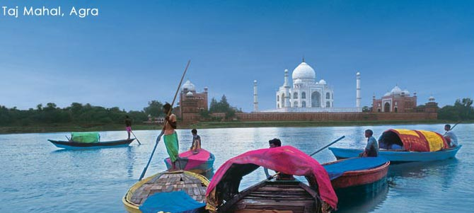 Delhi - Jaipur - Agra Tour with Mumbai & Caves of Aurangabad