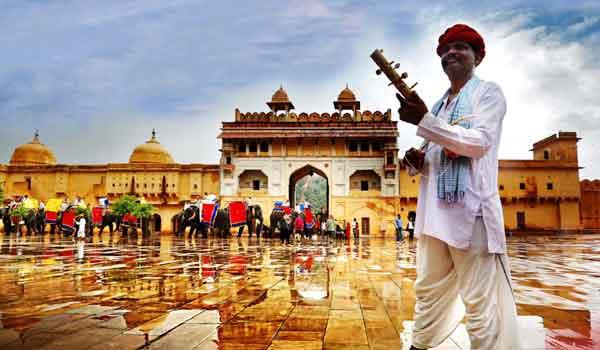 04 Nights 05 Days Jaipur - Ajmer - Pushkar - Udaipur Tour