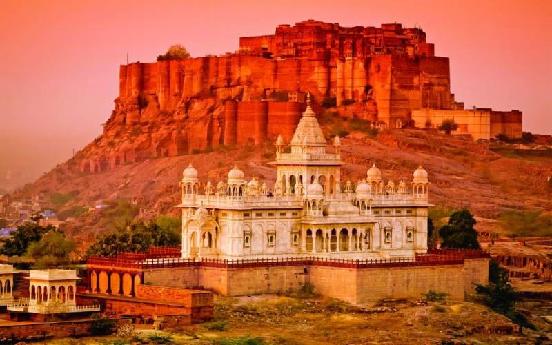 Jaipur with Jodhpur Tour 6 Days