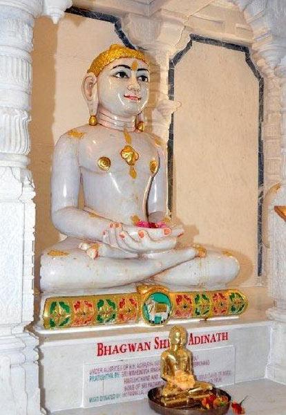 Jain Tour in North India