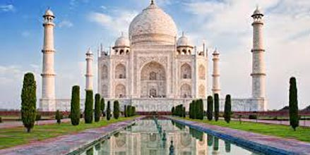 Taj Mahal & Tiger Tour