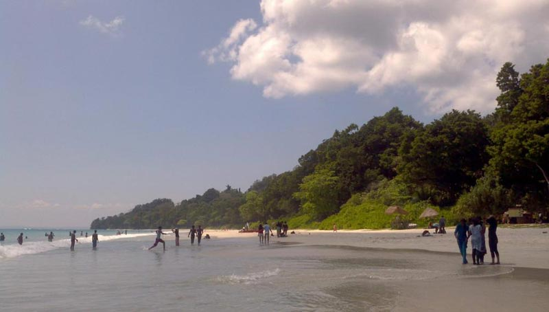 Andaman Explore Ahead Tour