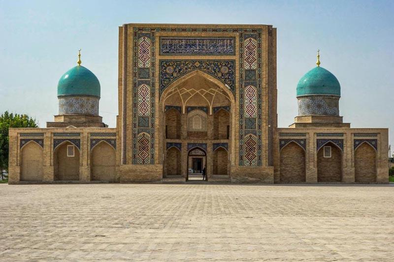 Tashkent Uzbekistan Tour