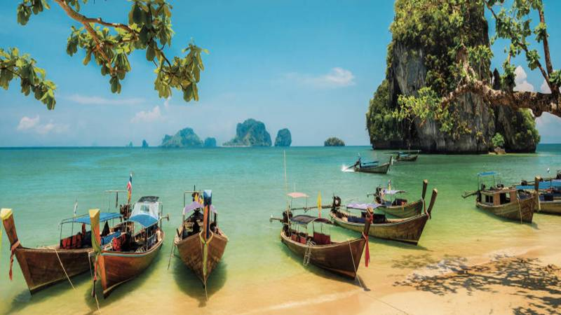 Thailand with Phuket Tour Packages 06 Days