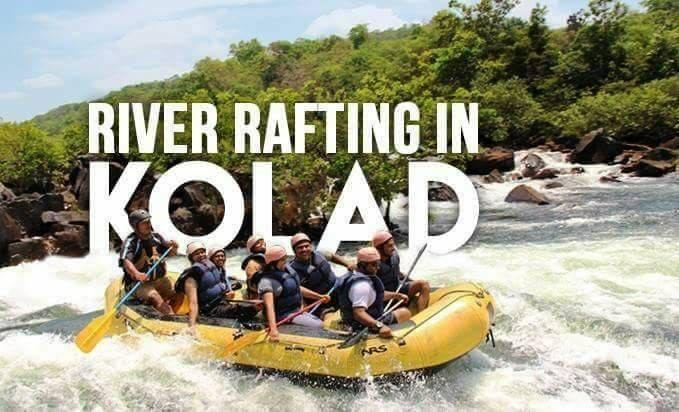 Kolad -White Water River Rafting Package