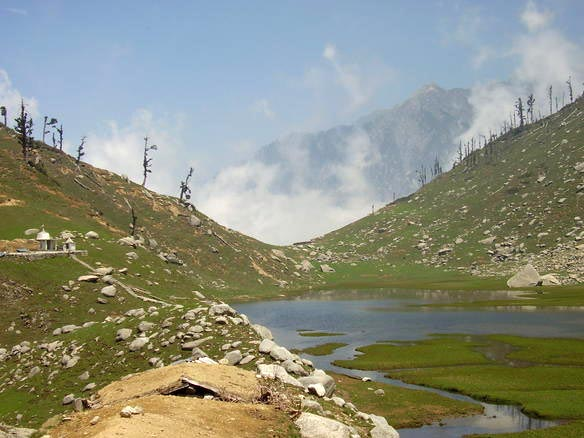 Pilgrimage trek to Manimahesh lake Tour