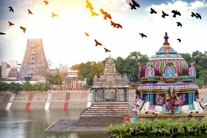 Tour Programme of South India