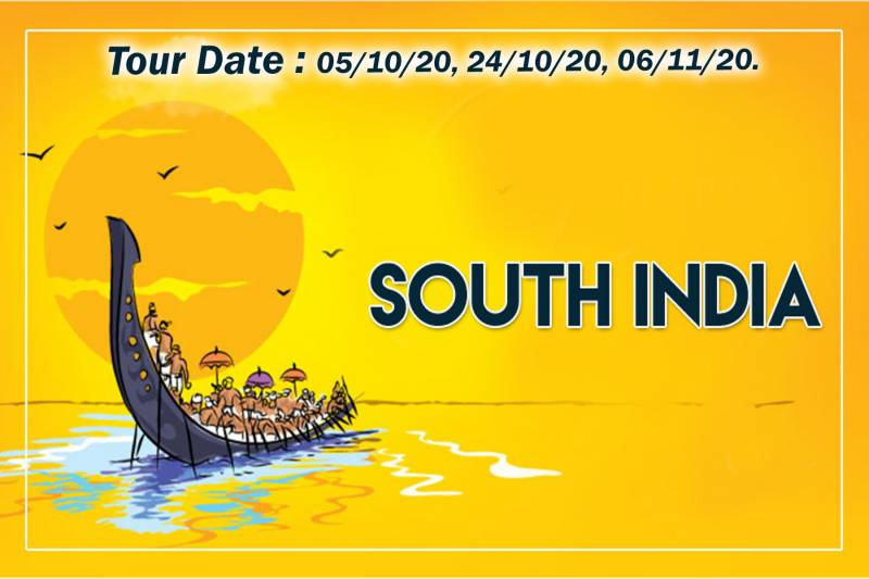 Tour Programme of South India