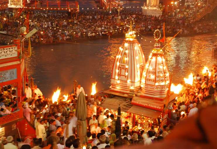 Tour Programme of Haridwar Rishikesh Dehradun and Mussoorie by Air