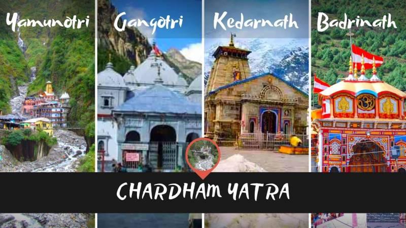 Tour Programme of Chardham Kedar- Badri- Gangotri- Jamunotri