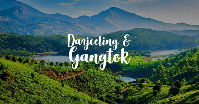 Tour Programme of Darjeeling and Gangtok