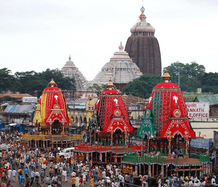 Special Puri Sri Jagannath Rath Yatra Darshan