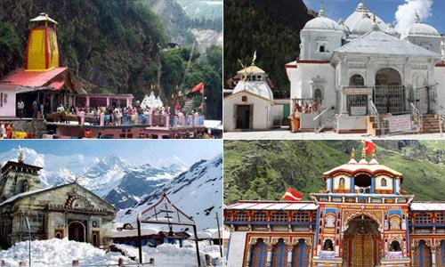 Chardhamyatra Group Tour Package 2018 Tour