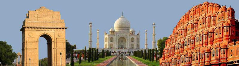 Golden Triangle Tour 6 Days / 5 Nights