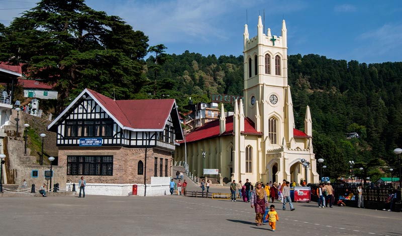 Himachal Package for 6 nights