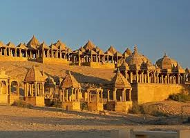 Rajasthan Desert Safari Tour Package