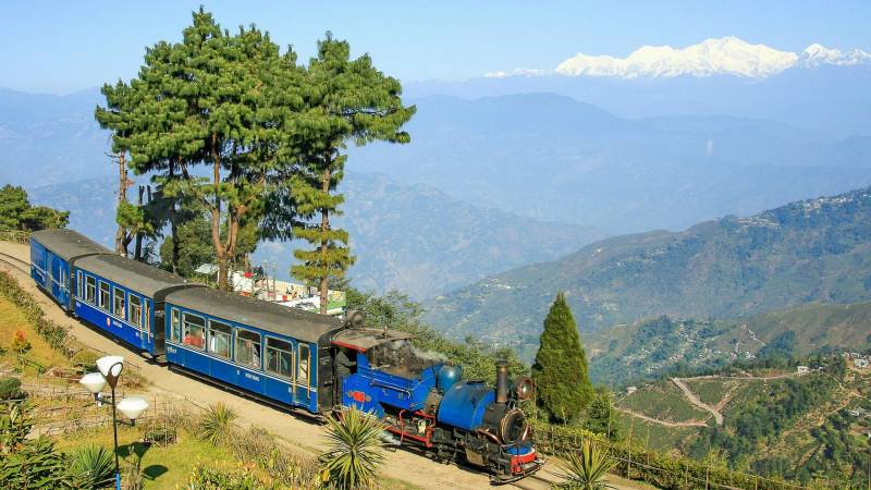 Gangtok and Darjeeling Tour