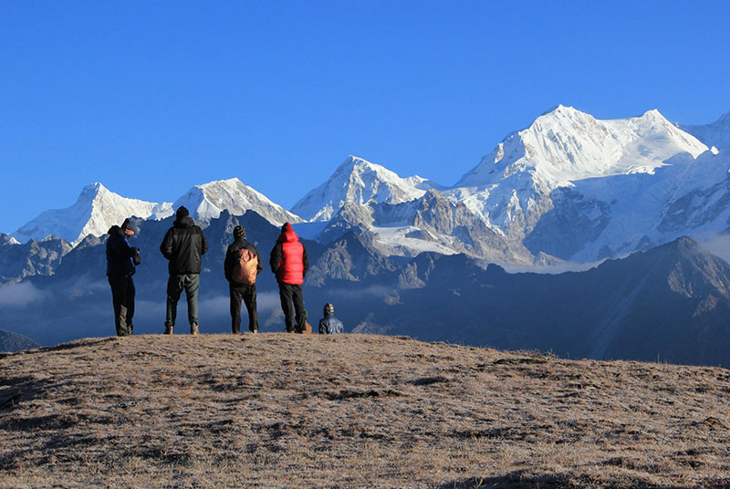 Everest Singalila Trek 8 Days