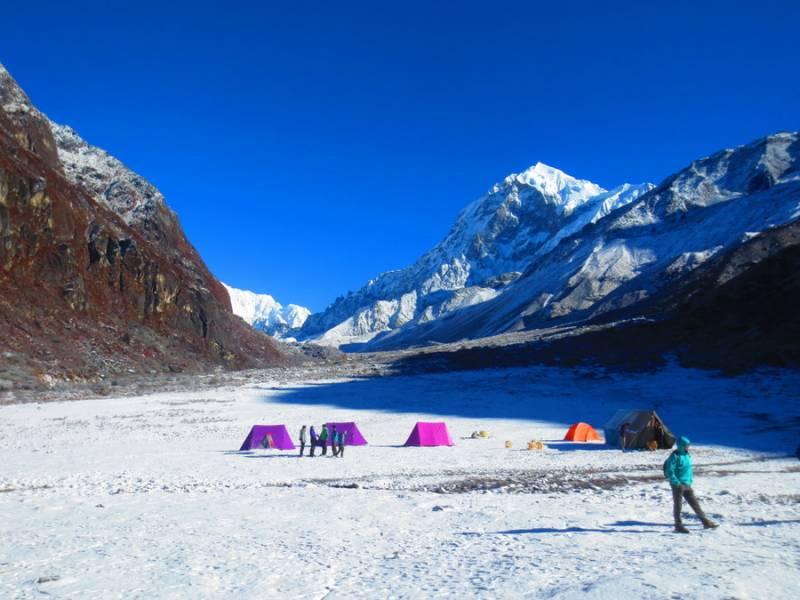 Yuksom - Dzongri- Geochala Trek