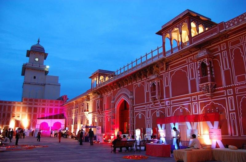 Jaipur with Tiger Tour