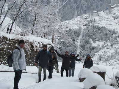 Barot-Bir Billing Winter Trek Tour