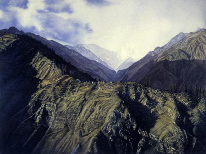 Bharmour-keylong Over Chobia Pass Trek Tour