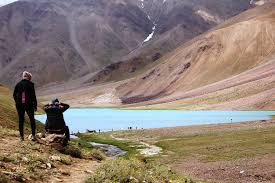 Hampta Pass with Chandrataal Trek Tour