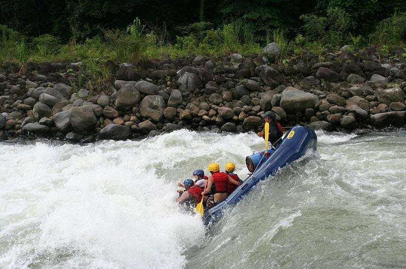 Rafting On  Ganga River Tour