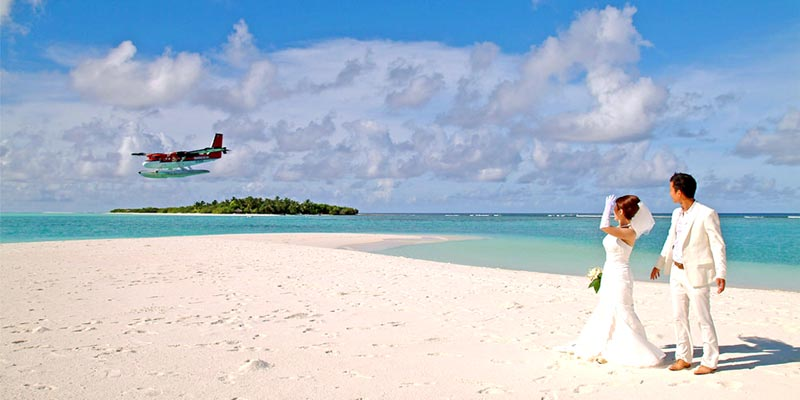 Maldive Honeymoon Tour Package